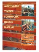Australian Timber Formwork Design manual
