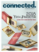 Connected magazine subscription